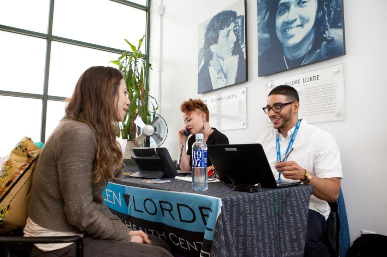 Callen-Lorde Insurance Enrollment 2015